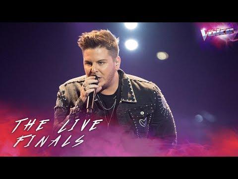 Luke Antony sings Impossible | The Voice Australia 2018