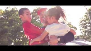 """YouTube動画:勝 - """"The Light feat. 田我流"""" (Official Video)"""