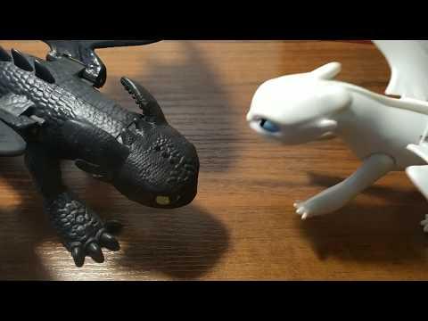 Как приручить дракона 3 . Беззубик, Дневная Фурия и другие драконы готовятся к празднику.