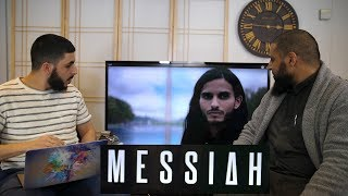 MUSLIMS REACT TO MESSIAH NETFLIX TRAILER - DAJJAL MOVIE