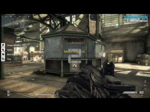 Call of Duty: Ghosts - Team Deathmatch Multiplayer Gameplay