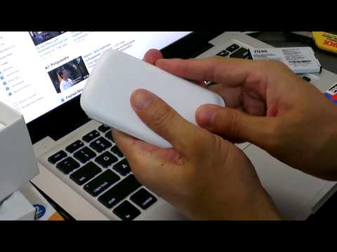 UNBOXING BOLT LTE 4G MOBILE WIFI (INDONESIA)