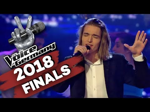 Frank Sinatra - Fly Me To The Moon (Eros Atomus Isler) | The Voice of Germany | Finale