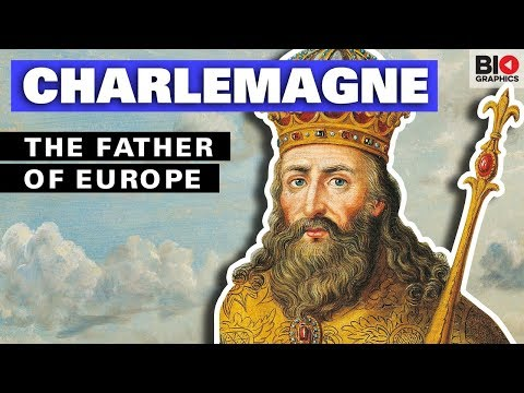 Charlemagne: The Father Of Europe
