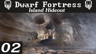 Dwarf Fortress - Island Hideout - 02