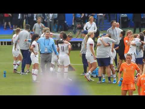 USWNT vs Netherlands