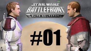 Star Wars Battlefront Elite Squadron Campaign Part 1