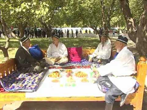 Абрикосы  Таджикистан