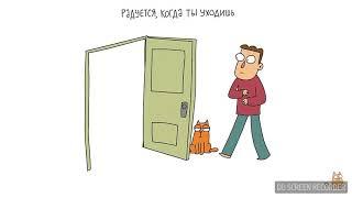 Кошки против собак:)