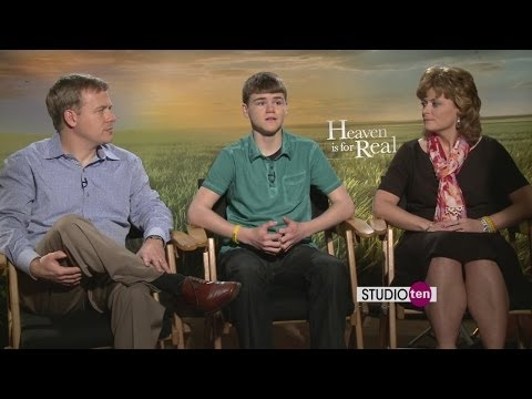 Heaven is for Real: Burpo Family Interview