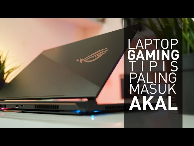Laptop GAMING TIPIS yang WORTH IT !!! | Review Asus ROG Zephyrus S GX531GV