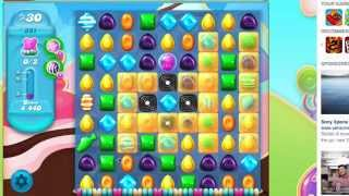 Candy Crush Soda Saga Level 381   No Booster  10 moves left