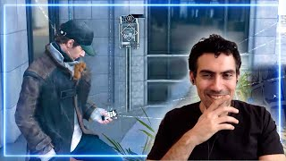 Hacker REACTS to Watch Dogs | Experts React
