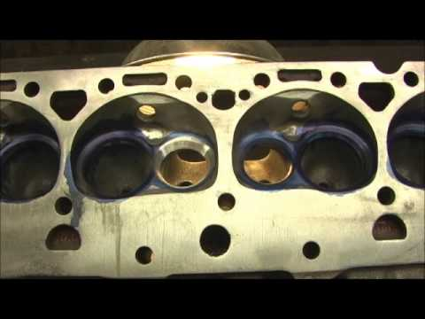 Imhoff SBC 186 Enlarging Exhaust Valve to 1 600 7.2