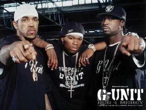 G-Unit I'm so Hood