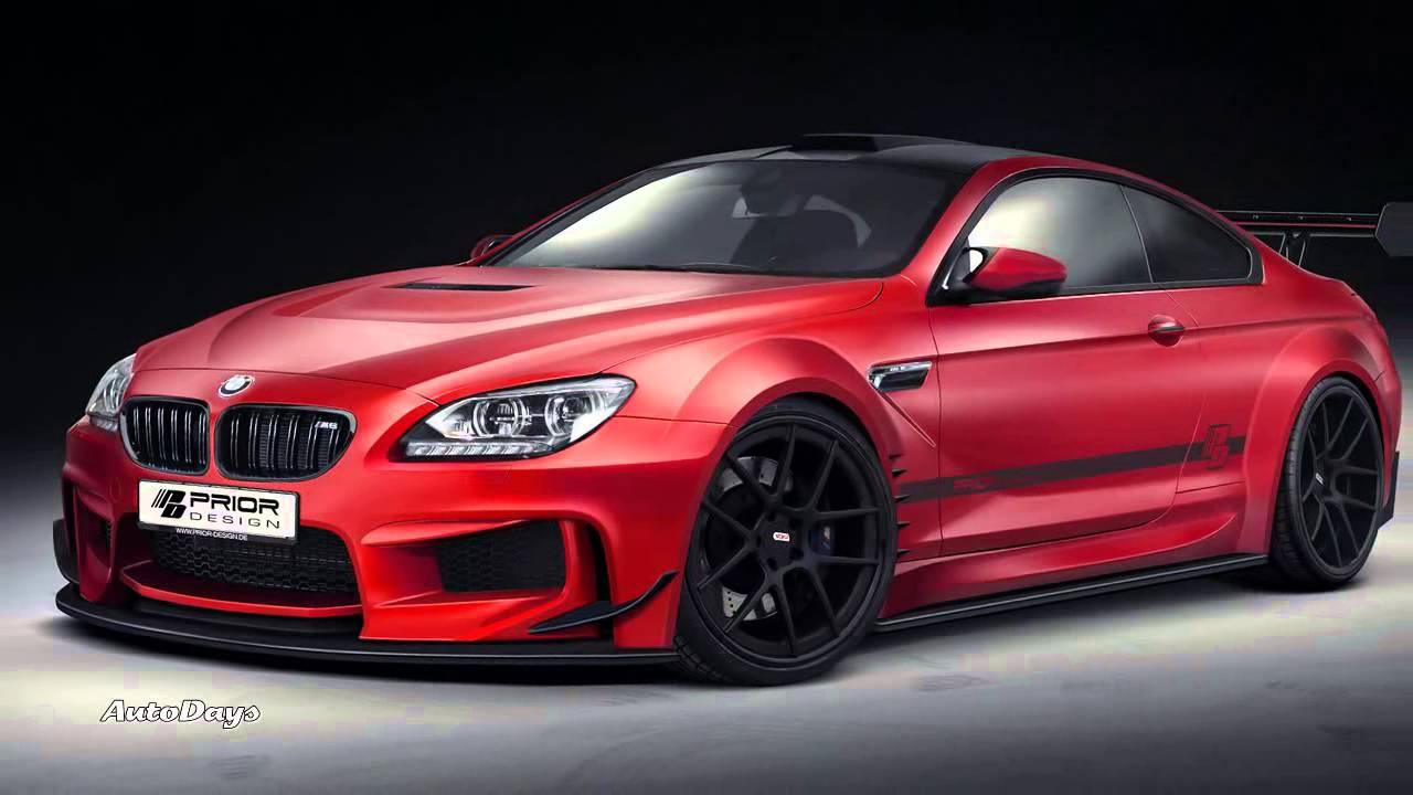 Prior Design BMW M6 F12 Modified - YouTube