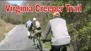 Virginia Creeper Trail Damascus VA Bike Trail