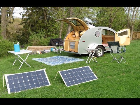 Off Grid refrigeration Solar Power - Modification