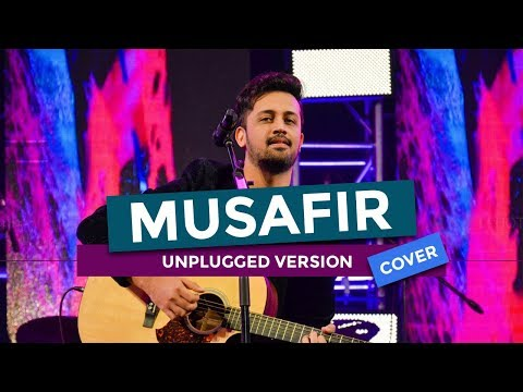 Atif Aslam: Musafir Song : Cover by Asif Siddique