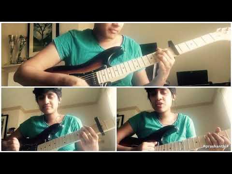 Visiri   Enai Noki Paayum Thotta   Tamil Guitar Cover