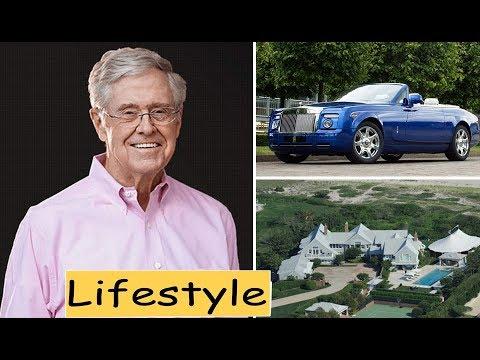 david koch | Lifestyle, car, education, net worth, house, wife