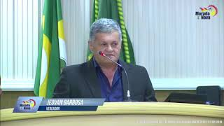 Jeovan Barnosa pronunciamento 01 02 2019