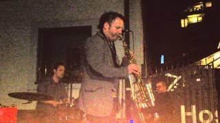 Nova Jazz Quintet -Summertime @ Sax Pub Ljubljana