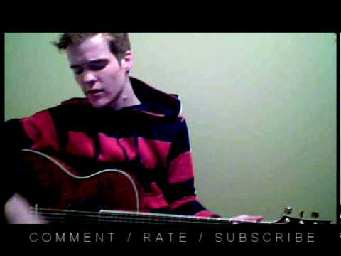 Lady Gaga Speechless Guitar Version Acoustic Cover By Kyle