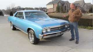 1967 Chevrolet Chevelle SS Classic Muscle Car for Sale in MI Vanguard Motor Sales