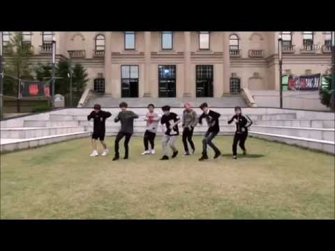 BTS - GD x Taeyang's Good Boy [Magic Dance]