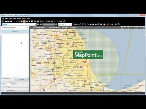 POIs : MapPoint 2013 vs. MapPoint 2011 - Duration: 7:30. free Download :popular-software.com