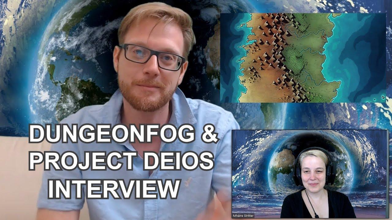 Dungeonfog/Project Deios: Interview mit Till Lammer