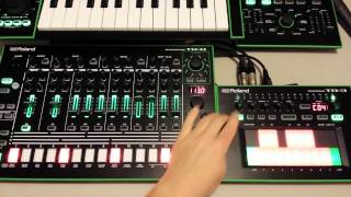 AIRA TB-3: How to Transpose a Pattern