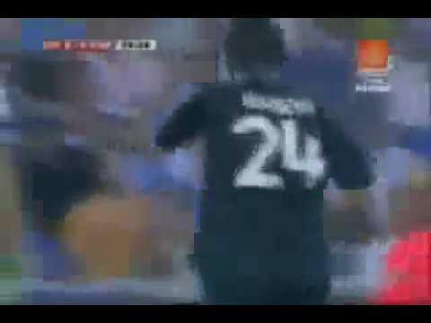 ريال مدريد 3 - 0 اسبانيول الاسبوع الثاني 2009/2010