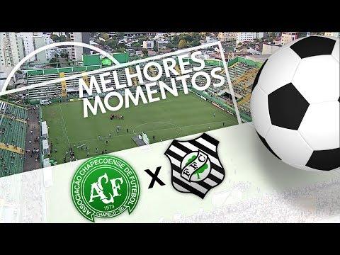 [Full HD] Melhores Momentos de Chapecoense 0 x 2 Figueirense pela Final do Catarinense 2018 - NSC TV