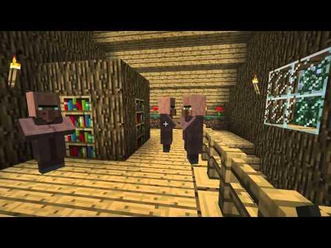 Minecraft: Lux Perpetua Part 2: Through the Gateway w/ Vynlar and harmallo
