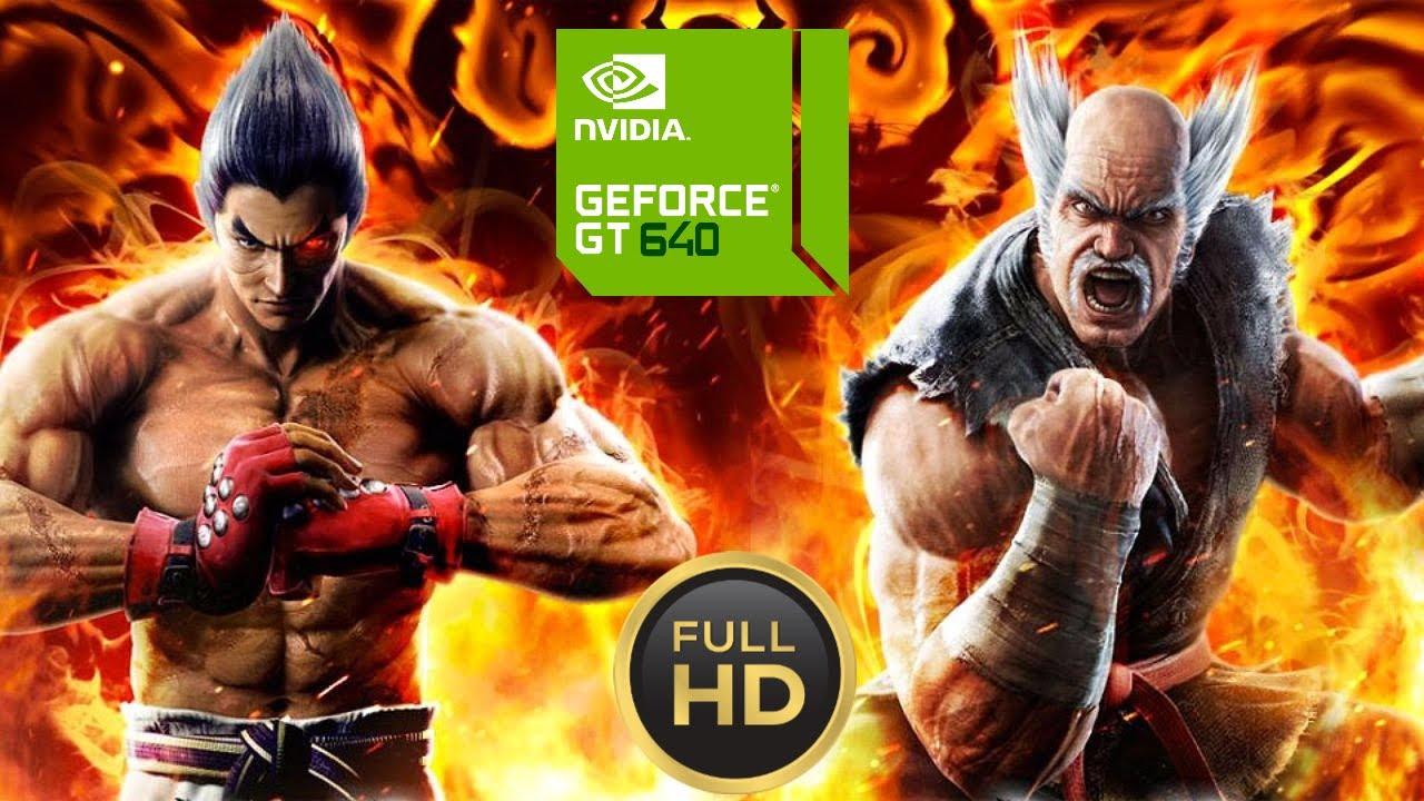 Tekken 7 FitGirl Repack Full Hd Gameplay On Gt 640 2Gb