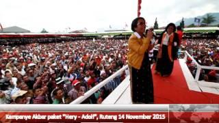 """Kampanye Akbar """"Hery - Adolf"""" Pilkada Manggarai 2015 MP3"""