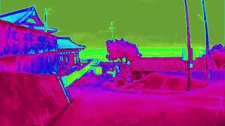 安藤忠雄設計 本福寺『水御堂』のすべて(安藤忠雄建築研究所)[ヒートマップ版] 兵庫県淡路市浦1310
