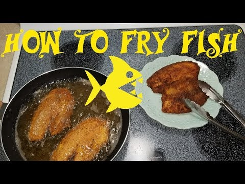 How To Fry Fish | Good Friday Recipe | Easter Recipe
