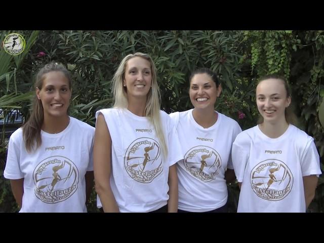 Volleyteam Castellanza: Il saluto delle centrali