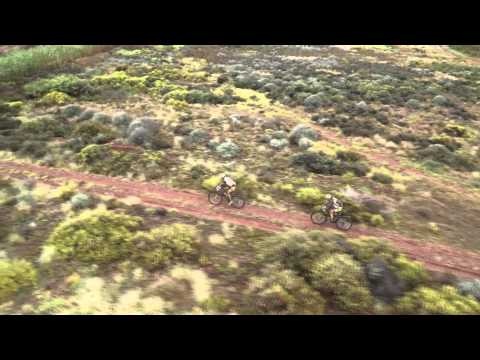 2014 Absa Cape Epic - Stage 2 Daily Highlights