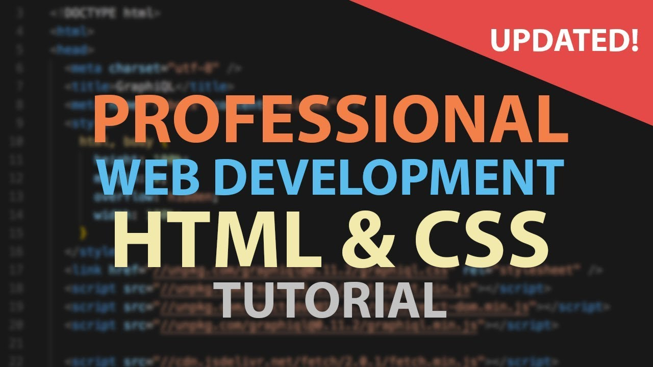 Coding for beginners best way to learn html & css codes.