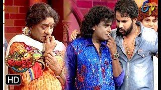 Hyper Aadi, Raising Raju Performance   Jabardasth    31st October 2019    ETV Telugu