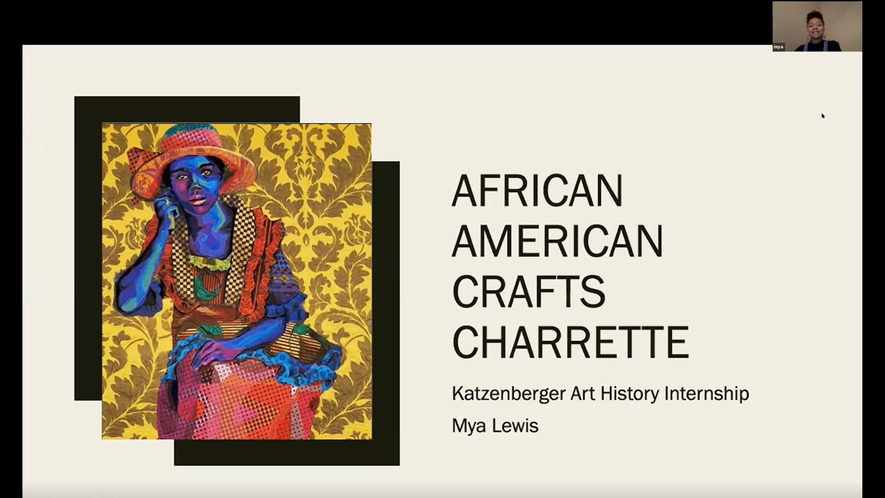 Download African American Crafts Charrette