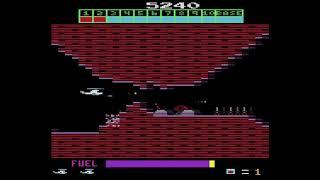 Super Cobra Arcade - Atari 2600 Homebrew