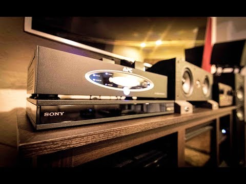 The BEST 4K Blu Ray Player on the market 2017 - Sony UBP-X800 Unboxing & Review