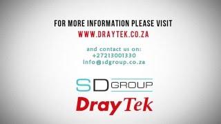 WiFi Roaming Tutorial with DrayTek