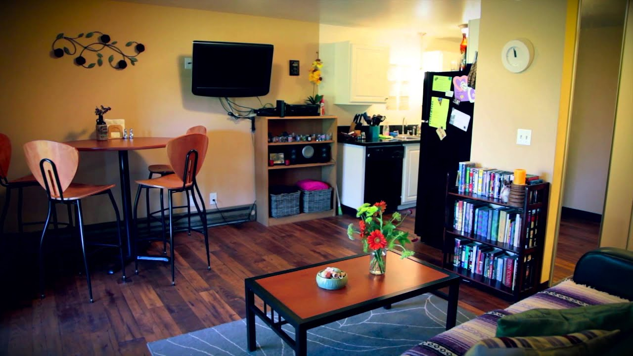 Studio Apartment Eugene Oregon capri at eugene! video tourreal students! - youtube