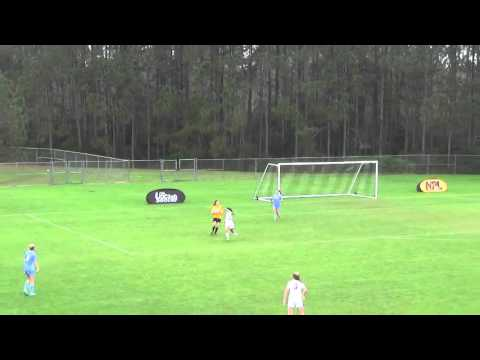 NEFC vs. PDA Impact NPL 98/99 - 2015-16 NPL Showcase (Girls)